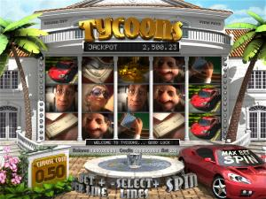 tycoons-online-slot